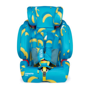 Cosatto Judo Group 123 Car Seat Go Bananas