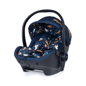Cosatto Port i-Size Group 0+ Car Seat Paloma Tiger On The Prowl
