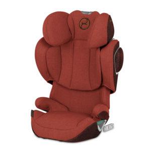 Cybex SOLUTION Z i-Fix Group 2-3 Car Seat PLUS Autumn Gold