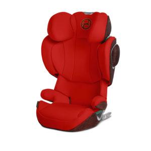 Cybex SOLUTION Z i-Fix Group 2-3 Car Seat Autumn Gold