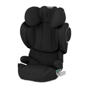 Cybex SOLUTION Z i-Fix Group 2-3 Car Seat PLUS Deep Black