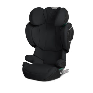 Cybex SOLUTION Z i-Fix Group 2-3 Car Seat Deep Black