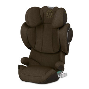 Cybex SOLUTION Z i-Fix Group 2-3 Car Seat PLUS Khaki Green