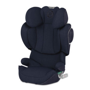 Cybex SOLUTION Z i-Fix Group 2-3 Car Seat PLUS Nautical Blue