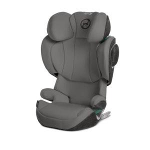 Cybex SOLUTION Z i-Fix Group 2-3 Car Seat Soho Grey