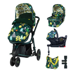 Cosatto Giggle 3 Everything Bundle Into The Wild