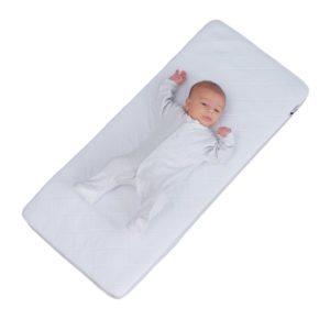 Little Chick London Crib Breathable Mattress 80x44cm (Snuzpod3)