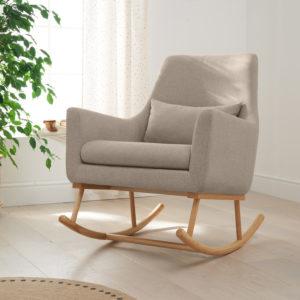 Tutti Bambini Oscar Rocking Chair - Stone (Natural)