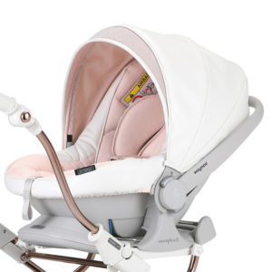Bebecar Easymaxi LX Group 0+ Car Seat Rose Shimmer
