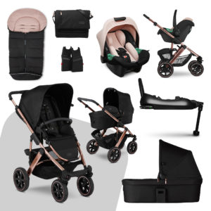 ABC Design Salsa 4 Air Rose Gold ISOfix