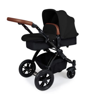 Ickle Bubba Stomp v3 Pushchair and Carrycot