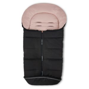 ABC Design Winter Footmuff Rose Gold