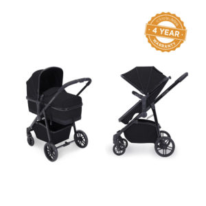 Ickle Bubba Moon 2 in 1 Carrycot and Pushchair