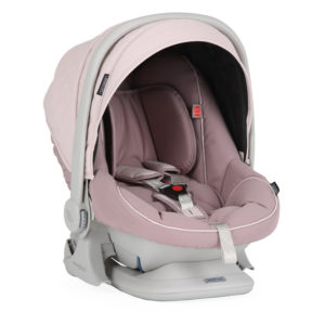 Bebecar Easymaxi ELxE Group 0+ Car Seat Soft Pink