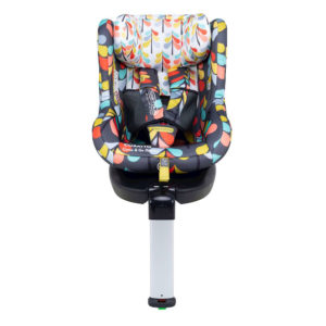 Cosatto Come and Go Rotate 0+/1/2/3 Car Seat Nordik