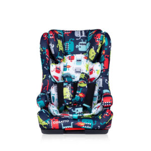 Cosatto Hubbub Group 1/2/3 ISOFIX Anti-Escape Car Seat Cuddle Monster 2