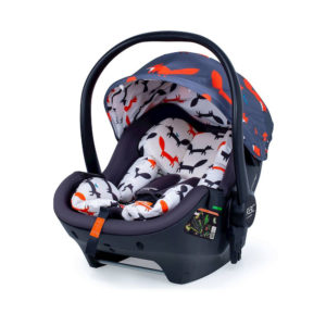 Cosatto RAC Port i-Size 0+ Car Seat Charcoal Mister Fox