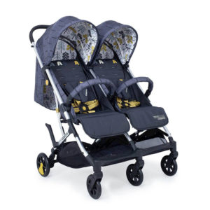 Cosatto Woosh Double Stroller Fika Forest