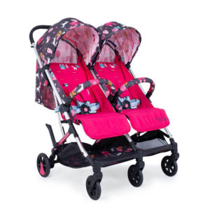 Cosatto Woosh Double Stroller Unicorn Land