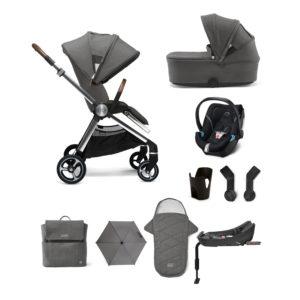 Mamas & Papas Strada Complete Kit - Grey Mist