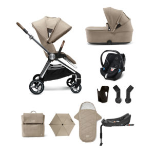 Mamas & Papas Strada Complete Kit - Cashmere