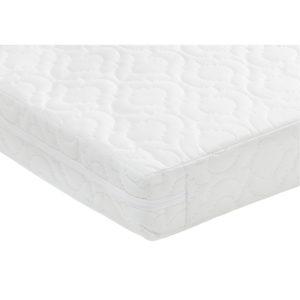 Babymore Premium Dual Core Pocket Sprung Cot Bed Mattress - 140 x 70 x 10 cm