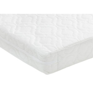 Babymore Premium Dual Core Pocket Sprung Cot Bed Mattress - 140 x 70 x 10 cm
