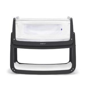 SnuzPod⁴ Bedside Crib - Slate
