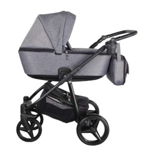 Mee-Go Santino Travel System Package - Graphite