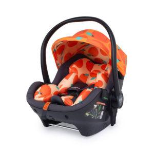 Cosatto RAC Port i-Size 0+ Car Seat So Orangey