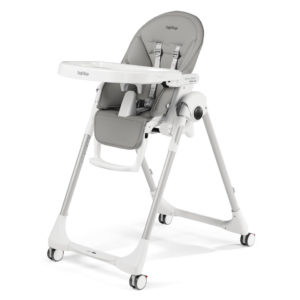 Peg Perego Prima Pappa Follow Me Highchair - Ice