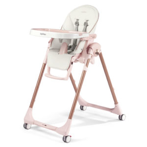 Peg Perego Prima Pappa Follow Me Highchair - Special Edition Hi-tech Mon Amour
