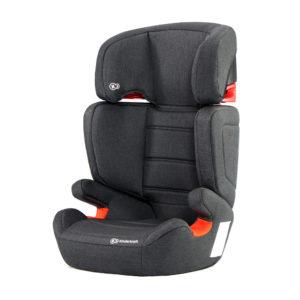 Kinderkraft Car Seat Junior Fix Black with ISOFIX System