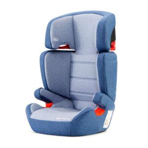 Kinderkraft Car Seat Junior Fix Navy with ISOFIX System