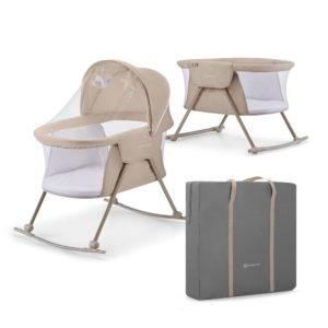 Kinderkraft Baby Cot/Cradle LOVI Beige