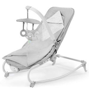 Kinderkraft Reclining Chair FELIO Stone Grey 2020