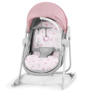 Kinderkraft Cradle 5IN1 UNIMO Peony Rose 2020