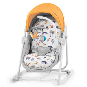 Kinderkraft Cradle 5IN1 UNIMO Yellow 2020