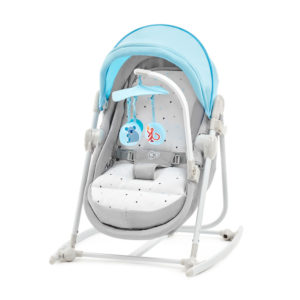 Kinderkraft Cradle 5IN1 UNIMO Light Blue