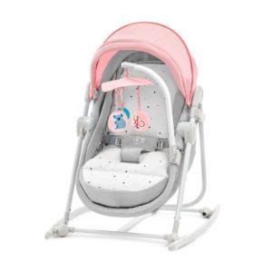 Kinderkraft Cradle 5IN1 UNIMO Pink