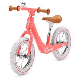Kinderkraft Balance Bike Rapid Magic Coral
