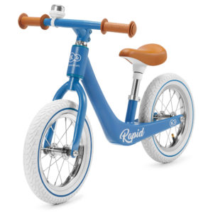 Kinderkraft Balance Bike Rapid Blue Sapphire