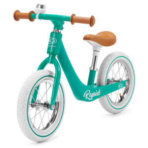 Kinderkraft Balance Bike Rapid Midnight Green