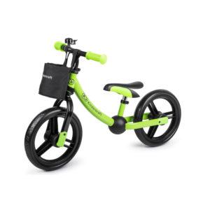 Kinderkraft Balance Bike 2WAY Next Green/Grey