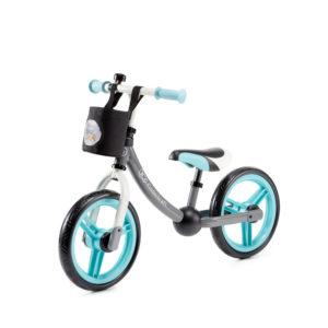 Kinderkraft Balance Bike 2WAY Next Turquoise