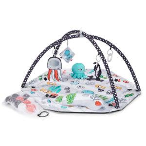 Kinderkraft Educational Playmat Sea Land