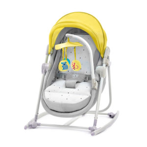 Kinderkraft Cradle 5IN1 UNIMO Yellow