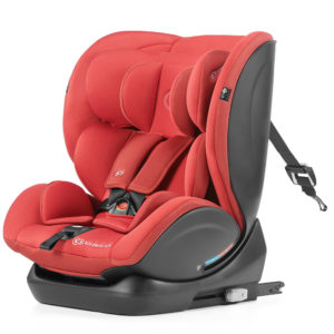 Kinderkraft Car Seat MYWAY with ISOFIX System Red