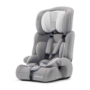Kinderkraft Car Seat Comfort Up Grey