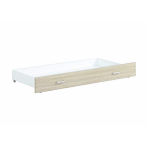Babymore Drawer for Luno and Veni Cot Beds - Oak